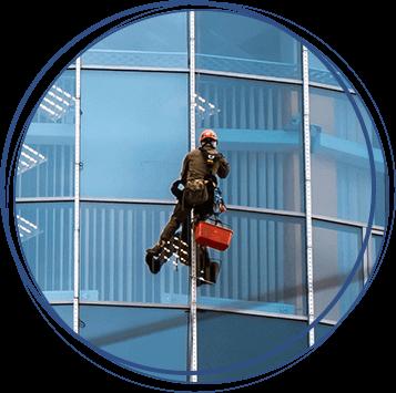 Výškové práce od firmy IP Trade SERVICES